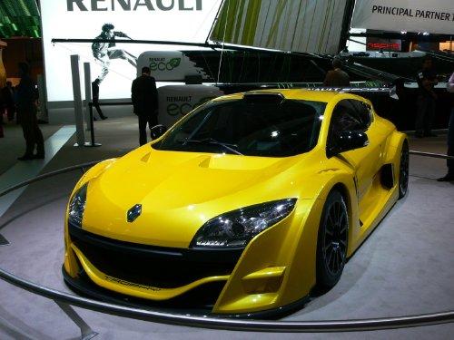 Renault Megane Coupe Trophy