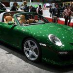 Porsche eRUF Greenster