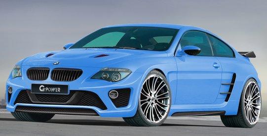 BMW M6 G-Power Hurricane CS