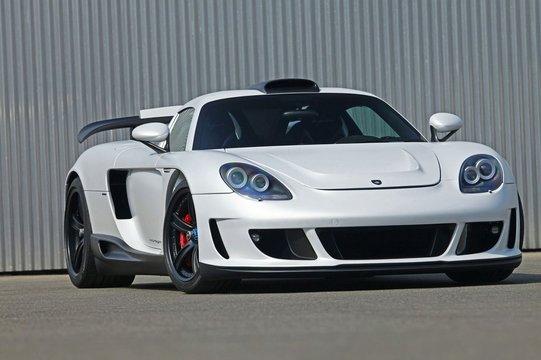 Porsche Carrera Gemballa Mirage GT Carbon Edition