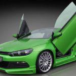 VW Scirocco JE Design