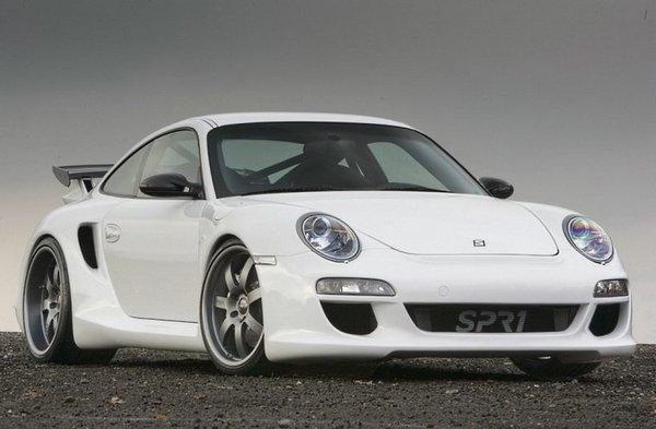 Porsche 911 Sportec SPR1