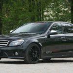 Mercedes C63 AMG Edo Competition
