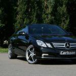 Mercedes E Coupe Carlsson