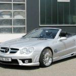 Mercedes SL PIECHA Design