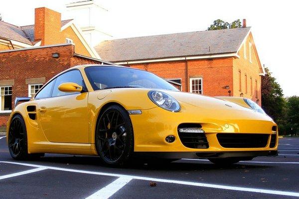 Porsche 997 Turbo Switzer Performance