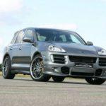 Porsche Cayenne Diesel speedART