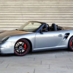 9ff Speed9 Porsche 911 Turbo Cabrio