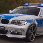 AC Schnitzer BMW 123d Police Concept