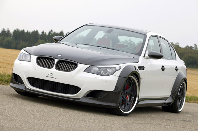 BMW M5 Lumma Design CLR 730 RS