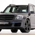 Mercedes GLK V12 Brabus