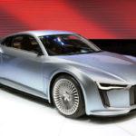 Detroit: Audi e-tron Detroit Concept