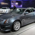 Detroit: Cadillac CTS-V Coupe