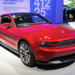 Detroit: Ford Mustang 2011
