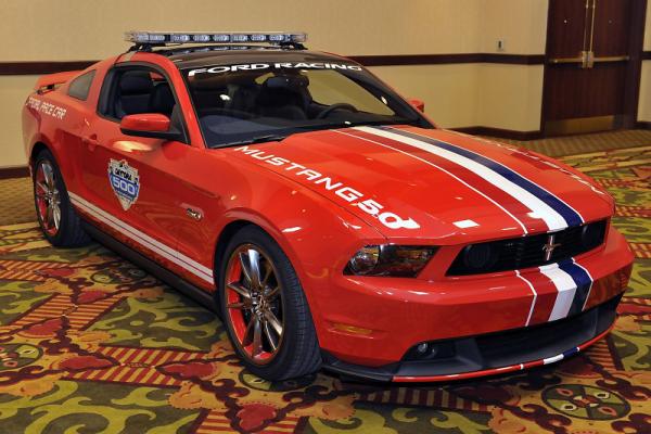 Ford Mustang GT na Daytona 500