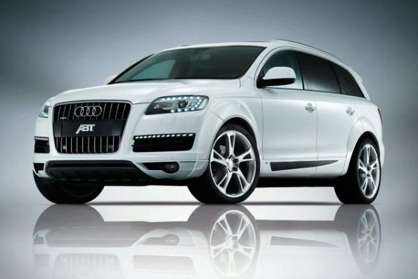 Audi Q7 V6 TDI by ABT