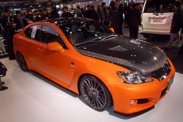 Lexus IS-F CCS Concept