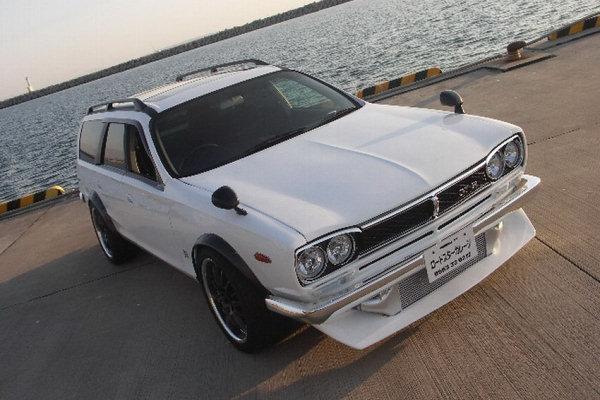Nissan Skyline GT-R SW