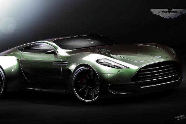 Aston Martin Veloce