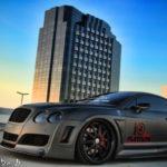 Bentley Continental od Platinum Motorsport