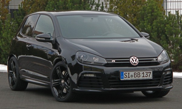 VW Golf R B&B