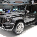 Mansory G-Couture Limited Edition