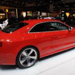 Audi RS5 na targach w Genewie