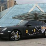 Porsche 911 od Dartz
