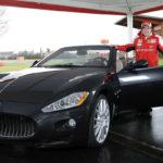 Maserati GranCabrio dla Fernando Alonso