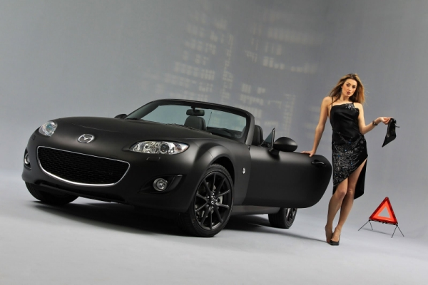 Mazda MX-5 Black&Matte