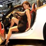 Dziewczyny na Genewa Motor Show 2010