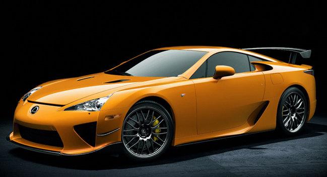 Lexus LFA Special Edition