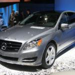 Mercedes Klasy R odświeżony