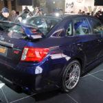 Subaru Impreza WRX STI 2011MY