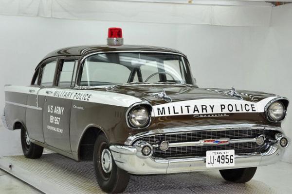 Chevrolet 150 Police Car