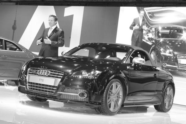 Audi TT 2011MY