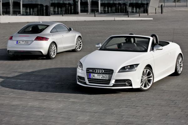Audi TTS 2011MY