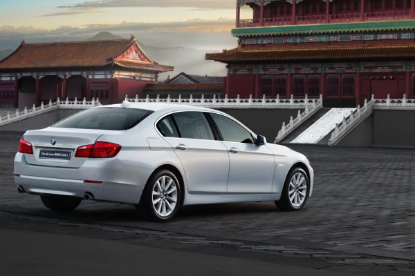 BMW Serii 5 Li