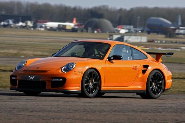 Porsche 911 Turbo 9ff