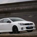 Vauxhall Astra VXR Arctic Edition