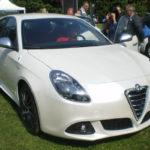 Alfa Romeo Giulietta w Cernobbio