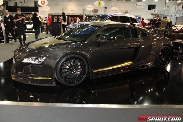 Audi R8 Razor GTR 10 Edition