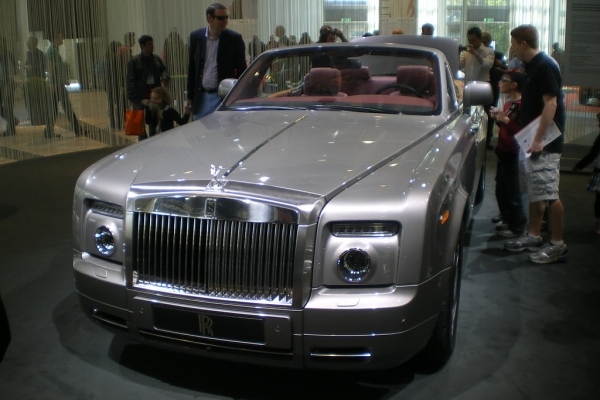 Rolls-Royce Phantom Drophead Coupe Special Edition