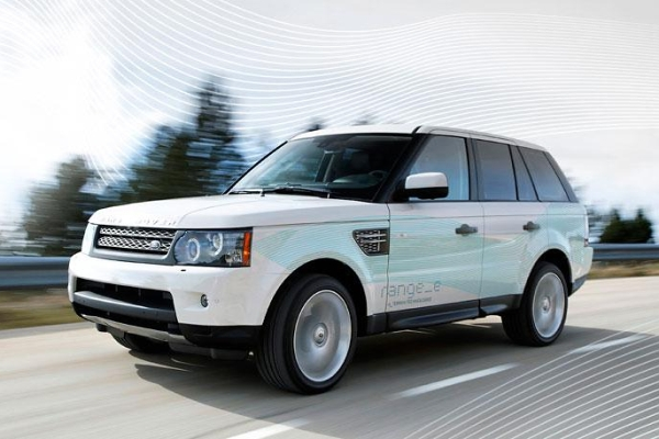 Range Rover Range_e Hybrid