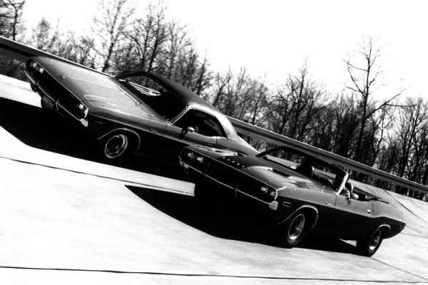 Dodge Challenger 1970MY