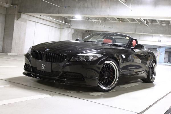 BMW Z4 3D Design