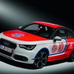 Audi A1 podczas Worthersee Tour