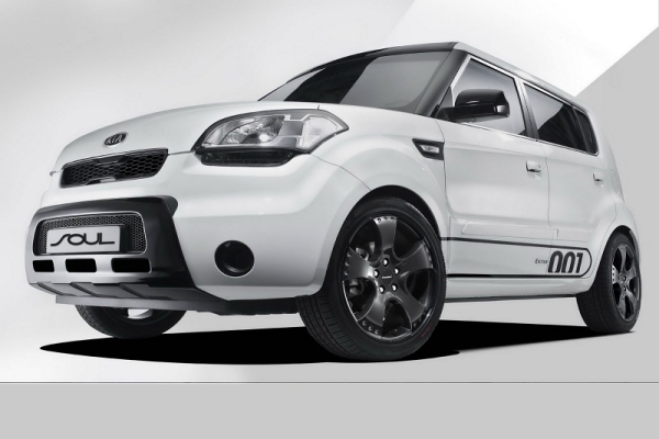 Kia Soul Edition Irmscher