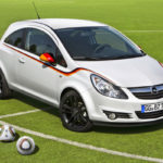 Opel Corsa Football Championship Edition