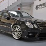 Mercedes W211 by Prior Design